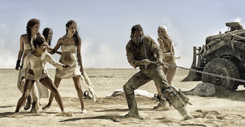 Destroy All Monsters: All We Have Are Our Bodies On FURY ROAD