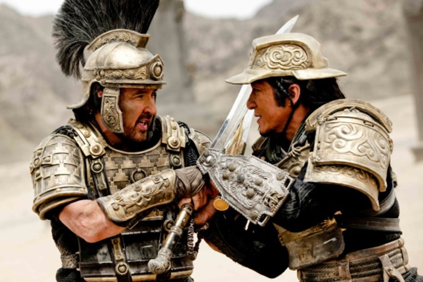 Udine 2015 Review: War Drama DRAGON BLADE Might Be The New UNESCO Representative
