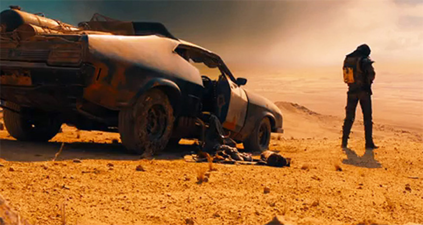"Cannes 2015 News: George Miller on MAD MAX - ""I'd See It In 3D"""