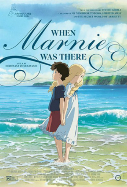 Review: WHEN MARNIE WAS THERE, A Melancholy Animated Mystery