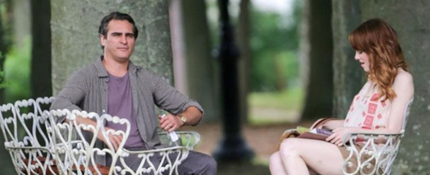 Cannes 2015 Review: IRRATIONAL MAN, Woody Allen's Maudlin, Disappointing Trifle