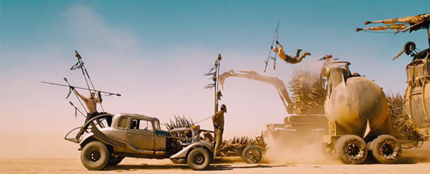Review: MAD MAX: FURY ROAD, A Tour De Force Masterpiece