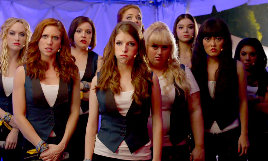 Review: PITCH PERFECT 2 Pitches Right Down The Middle
