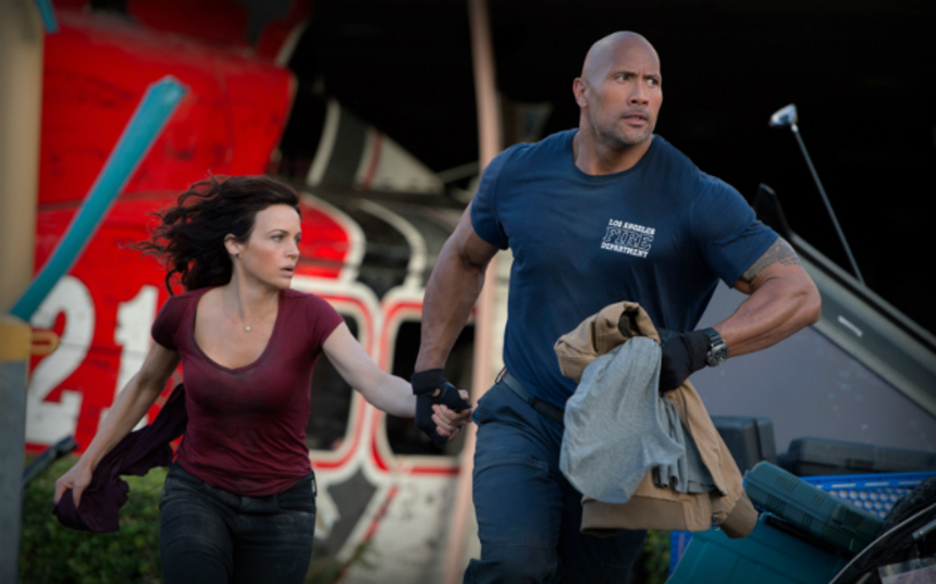 Review: SAN ANDREAS, Disastrous To A Fault