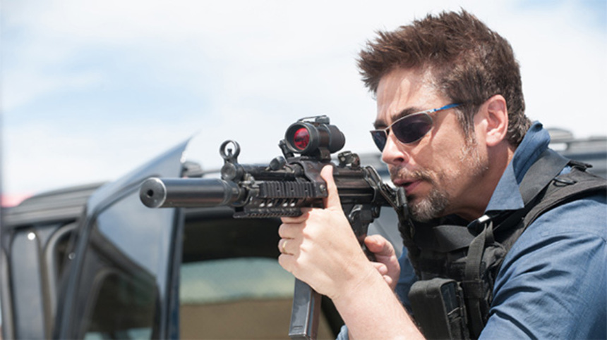 Cannes 2015 Review: SICARIO, A Beautifully Executed Hitman Film