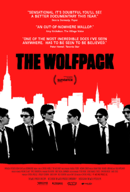THE WOLFPACK Trailer: Truth Is Stranger Than Fiction