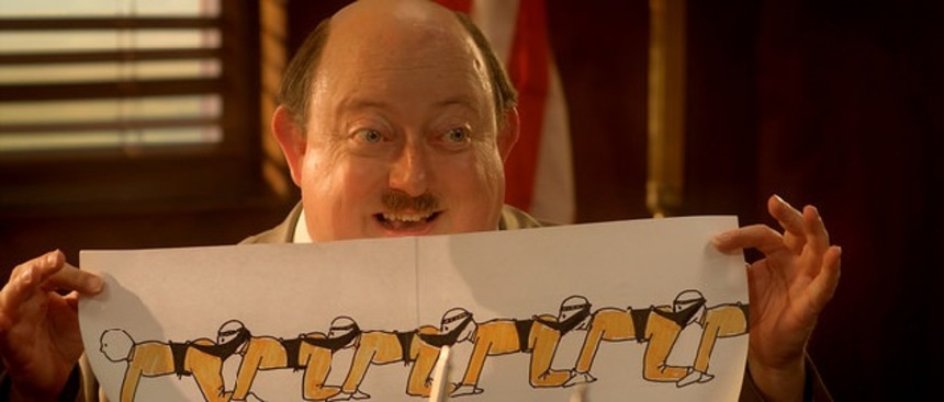 THE HUMAN CENTIPEDE 3 (FINAL SEQUENCE) Will Assault The UK Across Every Platform This July