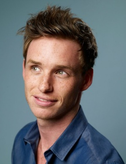 Eddie Redmayne Officially Attached To J.K. Rowling's FANTASTIC BEASTS