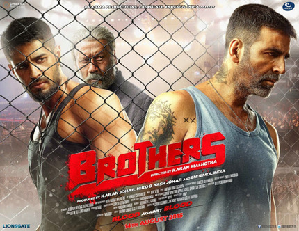 Akshay Kumar And Sidharth Malhotra Star In Bollywood MMA Film BROTHERS
