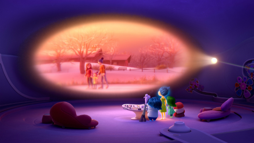 Review: INSIDE OUT, Filled With Emotions
