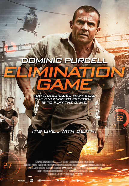 It's A Turkey Shoot In This Exclusive Clip From Jon Hewitt's ELIMINATION GAME