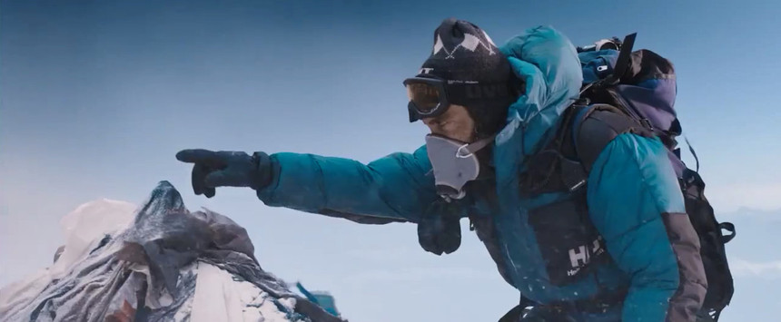 Gyllenhaal, Brolin, Clarke And Hawkes Head Up The Hill And Down Again In First EVEREST Trailer