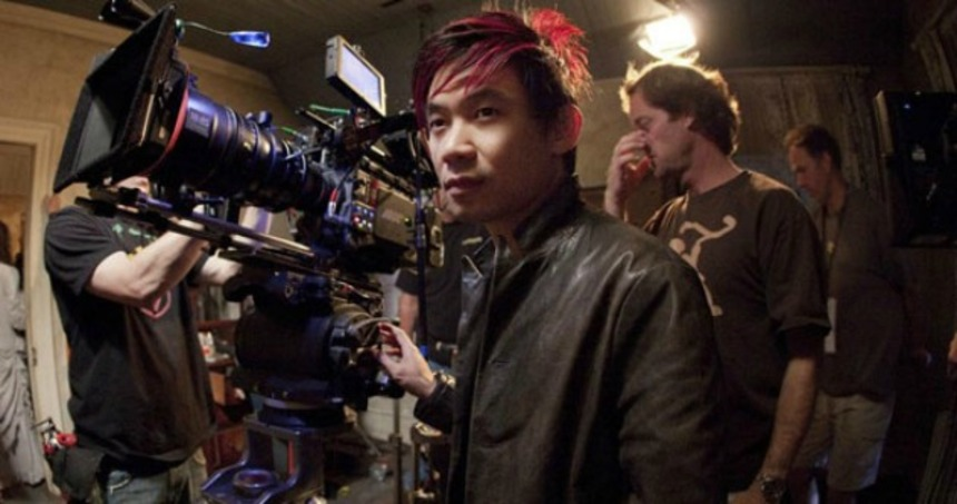 James Wan Confirmed For AQUAMAN And ROBOTECH