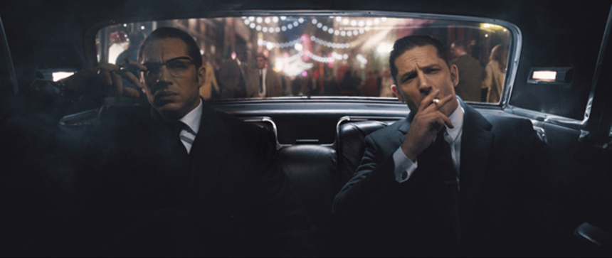 LEGEND: Watch Tom Hardy, And Tom Hardy, Rule 60s London In New Trailer