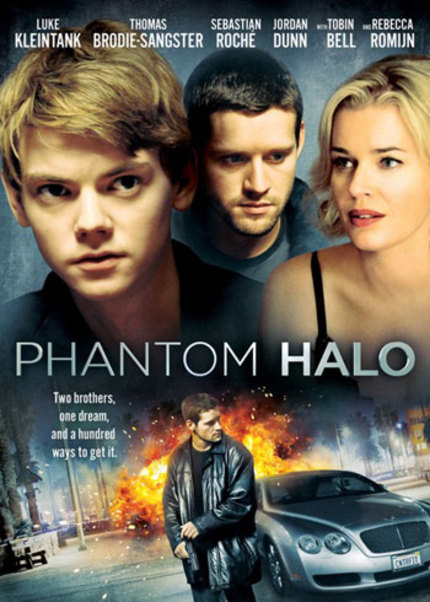 PHANTOM HALO: Watch Rebecca Romijn In This Exclusive Clip