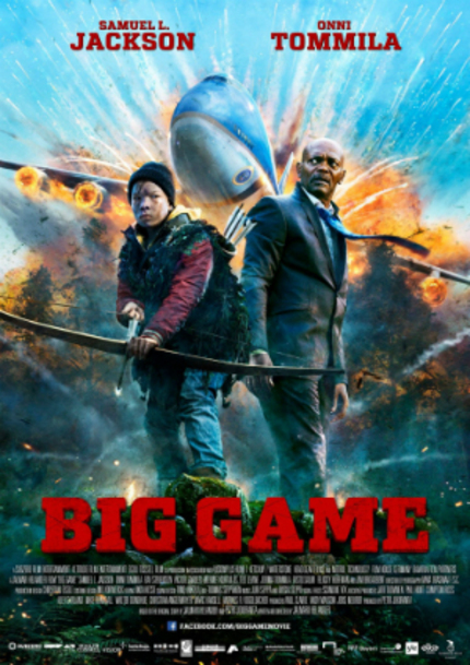Review: BIG GAME, A Totally Fresh Genre Film