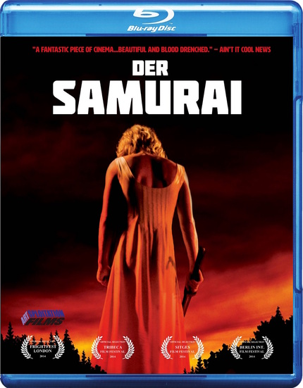 Exclusive Clip From DER SAMURAI, Coming Soon To America From Artsploitation Films