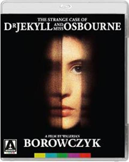 Blu-ray Review: THE STRANGE CASE OF DR. JEKYLL AND MISS OSBOURNE, A Twisted Tale Of Sex And Violence