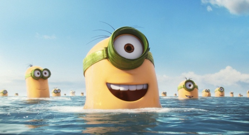 Review: MINIONS Tickles Funnybone, But Scratches No Itch