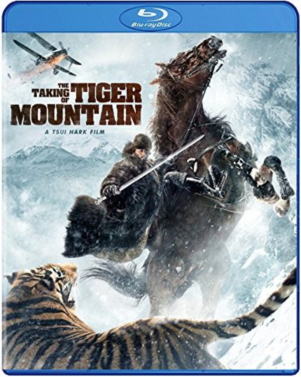 Tsui Hark Talks THE TAKING OF TIGER MOUNTAIN In Exclusive Interview Clip