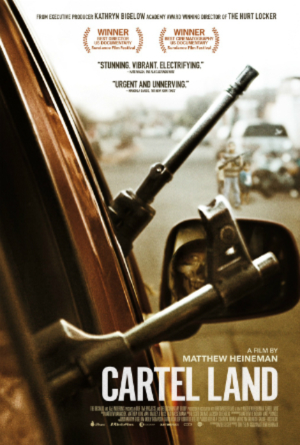 Review: CARTEL LAND, Mexico, Drugs, And The U.S. Battle