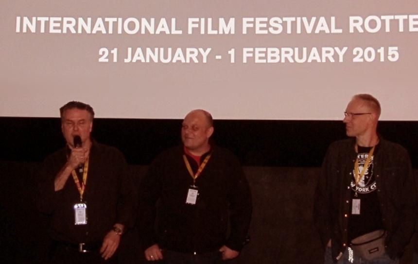 The Interview With All Directors Of GERMAN ANGST Continues! Marschall! Kosakowski! Buttgereit! Part 2!