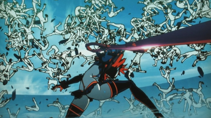Blu-ray Review: KILL LA KILL Finishes With A Bang