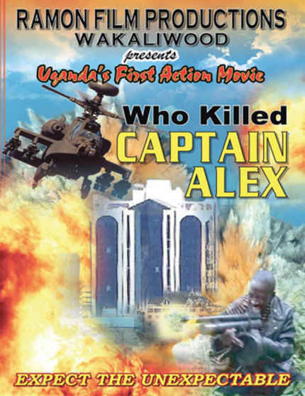 Fantasia 2015: WHO KILLED CAPTAIN ALEX Is Coming For You!