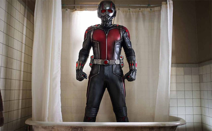 Fantasia 2015 Review: ANT-MAN, A Cog In The Mighty Marvel Machine