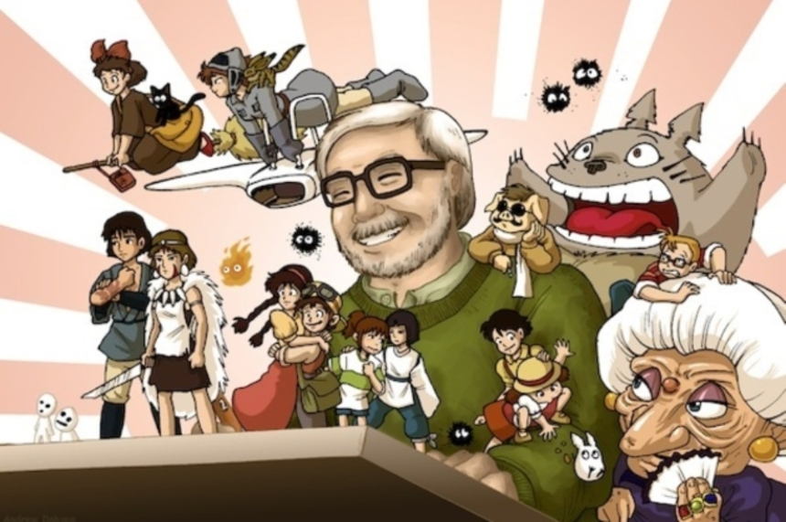 Miyazaki Announces New 10 Minute Short For Ghibli Museum