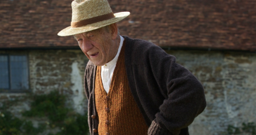 Review: MR. HOLMES, The World's Greatest Detective Investigates Old Age