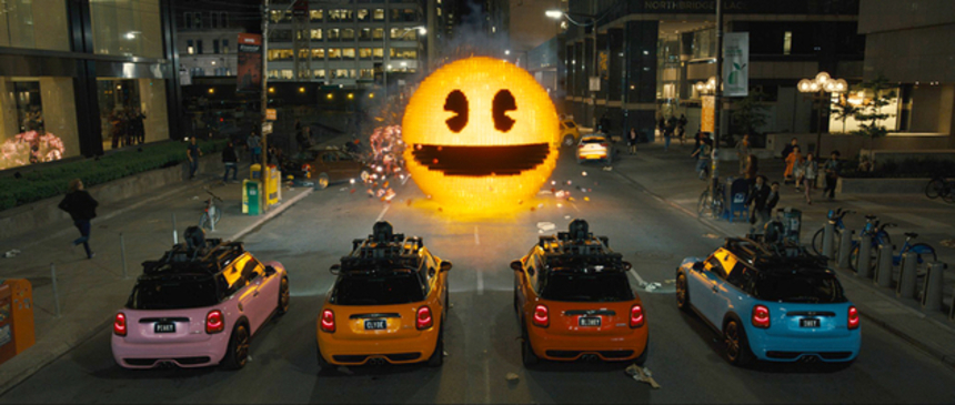 Review: PIXELS, Game Over From The Get-go