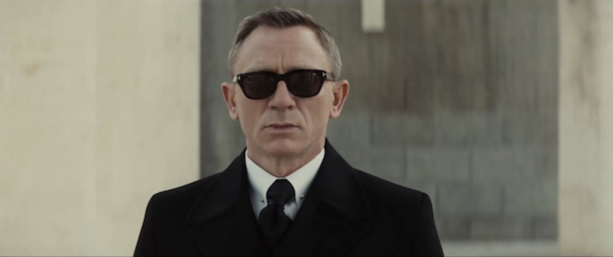 SPECTRE: New Trailer Pits 007 Against The Shadows Of His Past
