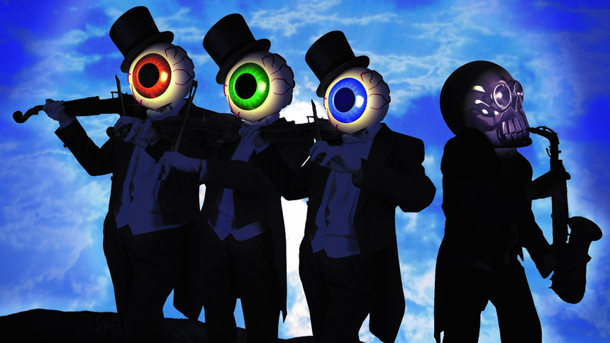 The Residents To Perform At L'Etrange 2015