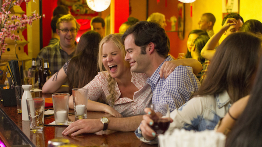 Review: TRAINWRECK, A Decidedly Safe Ride To Coupledom