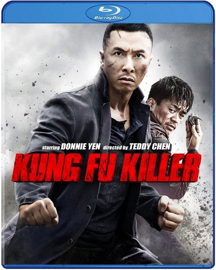 Win KUNG FU KILLER On Blu-ray From ScreenAnarchy And Well Go USA
