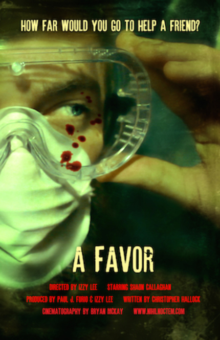 FrightFest 2015 Review: A FAVOR Engenders Favour