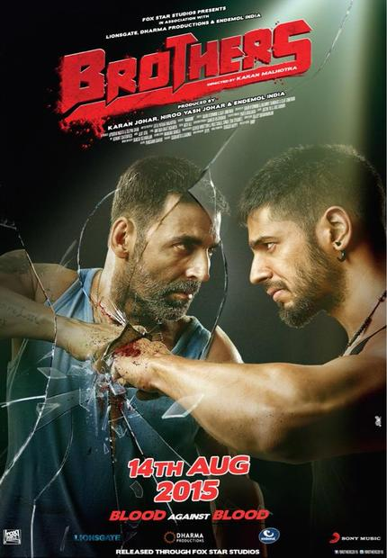 Review: BROTHERS, A Brawler Submits To Bollywood Bloat