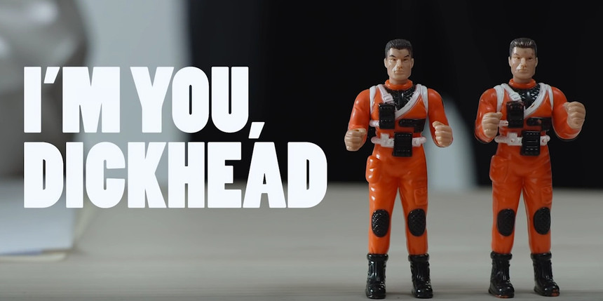 I'M YOU, DICKHEAD: Watch The Time Looping Comedy Short