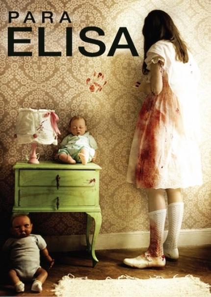 PARA ELISA: Dark Sky Films To Release Spanish Horror This September