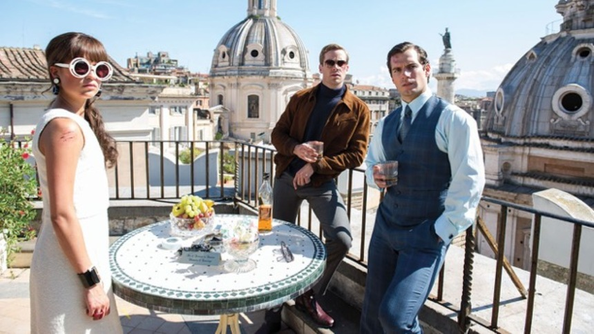 Review: THE MAN FROM U.N.C.L.E. Targets Style Over Spying