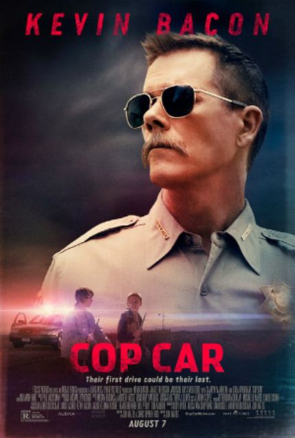 Review: COP CAR, A Damn Awesome Movie
