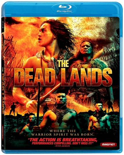 Giveaway: Win Blu-rays And DVDs Of THE DEAD LANDS And WHITE GOD From Magnet, Magnolia And ScreenAnarchy