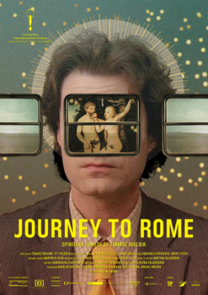 Review: JOURNEY TO ROME, Imaginary Embroidery Reigns Over Spiritual Comedy