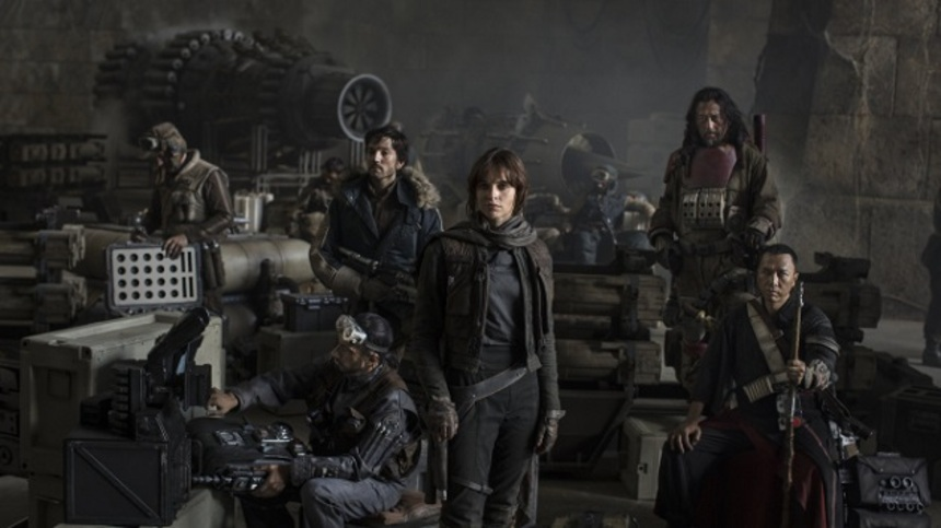 STAR WARS: ROGUE ONE: Mikkelsen, Tudyk And Yen Join Cast, And First Cast Photo