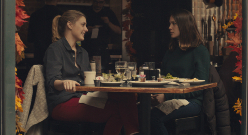 Review: MISTRESS AMERICA, Easy, Breezy Comedy With A Point