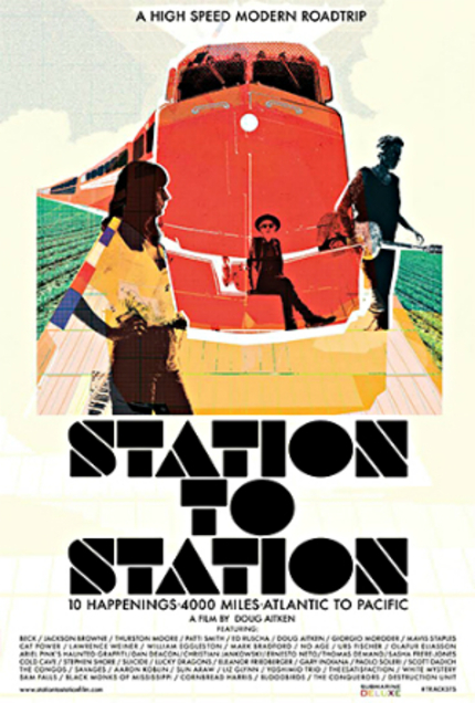 Review: STATION TO STATION, In A Realm Of Its Own