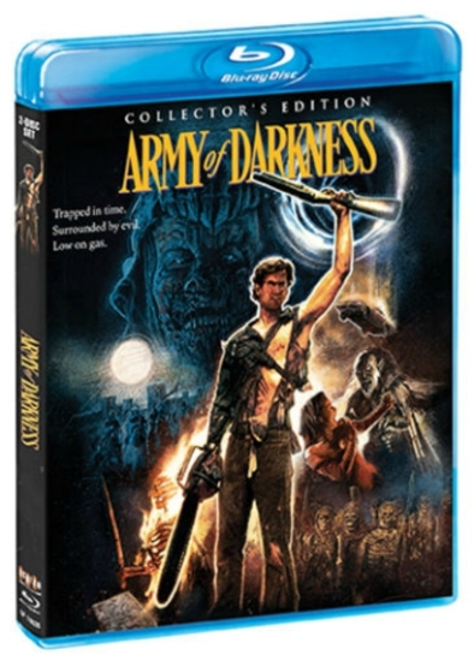 ARMY OF DARKNESS: Shout Factory's Release Will Top All Before It