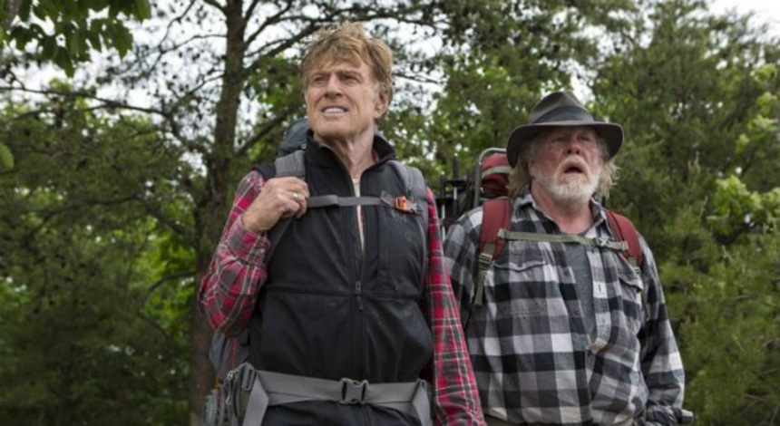 Review: A WALK IN THE WOODS, Robert Redford Smiles And All Is Right With The World
