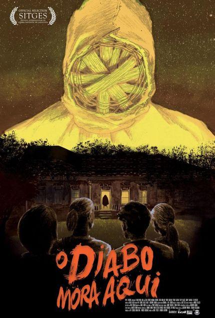 New Poster Art For Brazilian Horror THE FOSTERING